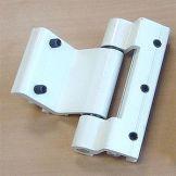 Замена петель С94,  замена петель на алюминиевых дверях S 94,  замена на